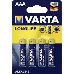 Varta AAA  1.5 volt     4db / csomag