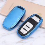 Audi : Smart - Kulcsvédő Tok KÉK