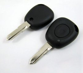 Renault Clio Twingo Megane Scenic Laguna kulcsház 1 gombos
