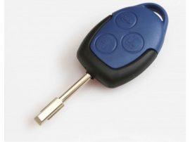 FORD 3 gombos kék kulcsház alsó+felső