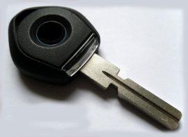 BMW kulcsház beépített fénnyel