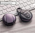 Mini : Cooper / Clubman / Hatch - SMART - Kulcsvédő Tok FEKETE