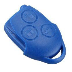 FORD 3 gombos kék kulcsház
