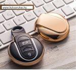 Mini : Cooper / Clubman / Hatch - SMART - Kulcsvédő Tok ARANY