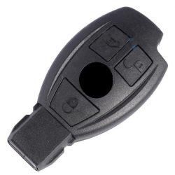 Mercedes 3 gombos kulcsház BGA