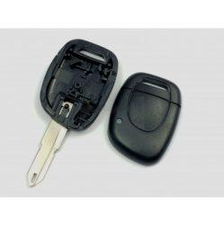 Renault 1 gombos elemtartós kulcsház