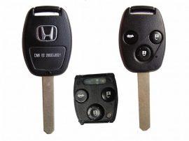 GYÁRI Honda : Accord / CR-V / 3 gombos 433 mhz ID48 _ HON66