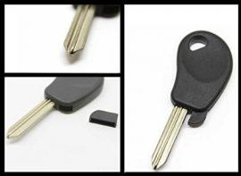 Citroen kulcs SX9 szárral