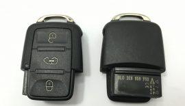 VW Crafter 3 gombos távirányító HL02E0959753 A