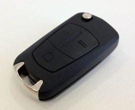 Opel Vectra-C 3 gombos komplett kulcs