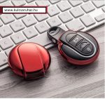 Mini : Cooper / Clubman / Hatch - SMART - Kulcsvédő Tok PIROS