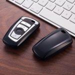 BMW : F Széria - Smart - Kulcsvédő Tok FEKETE