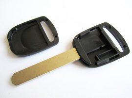 Honda kulcs TPX chip-nek való hellyel