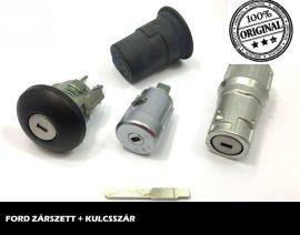 FORD zárszett + kulcsszár típus-2