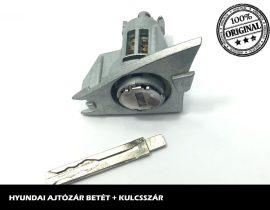 HYUNDAI ajtózárbetét + kulcsszár típus-2