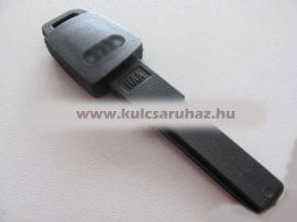 Audi kulcs műanyag