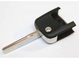 AUDI kulcsház felső rész szögletes ID48 chippel