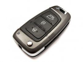 Hyundai : I30 - 3 gombos 433 mhz ID60 6F _ VA2
