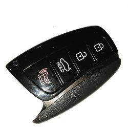 Hyundai : Santa Fe - 3 + 1 gombos 433 mhz 8A HY22