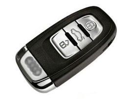 Audi : 3 gombos 868 mhz ID46 8K0 SZABADKEZES