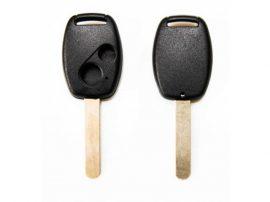 Honda 2 gombos kulcsház