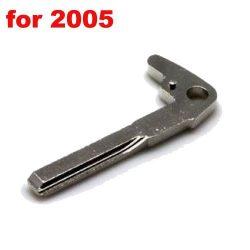 Mercedes biztonsági/szerviz kulcs 2005