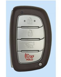 Hyundai : I40 - 3 + 1 gombos 433 mhz ID74 H _ KIA7