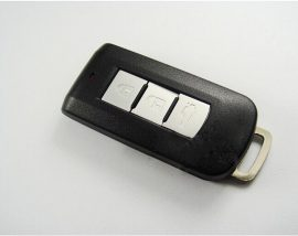 Mitsubishi Outlander 3 gombos 433 mhz ID46 SMART