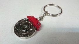 Kulcstartó féktárcsa  ( forog )