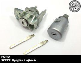 FORD zárszett + kulcsszárak típus-1