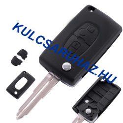 Citroen/Peugeot - CCrosser, Aircross, Ion, C-Zero kulcsház