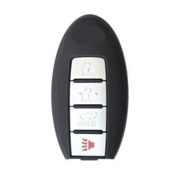 Nissan / Infiniti : - 3 + 1 gombos 315 mhz SZABADKEZES / KEYLESS GO
