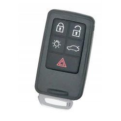 Volvo 5 gombos kulcsház