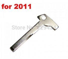 Mercedes biztonsági/szerviz kulcs 2011-től