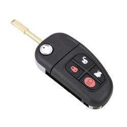 Jaguar : XJ / XJR / S-Type / X-Type - 4 gombos 433 mhz ID60 _ FO21