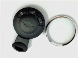 Mini : Coupe / Cabrio / Hatch - 3 gombos Kulcsház