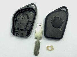 Peugeot 1 gombos infrás kulcshoz