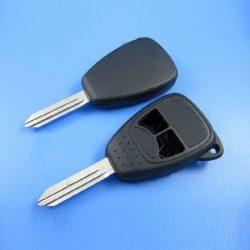 Jeep 2 gombos kulcsház