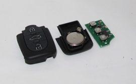 AUDI 3 gombos távirányító (A)