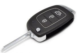 GYÁRI Hyundai : I10 - 3 gombos 433 mhz ID47 / PCF7938ex ( HITAG 3 ) _ HYN14R