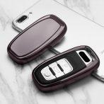 Audi :  Smart - Kulcsvédő Tok FEKETE