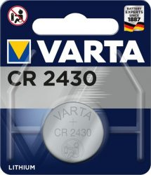 Varta CR 2430 gombelem