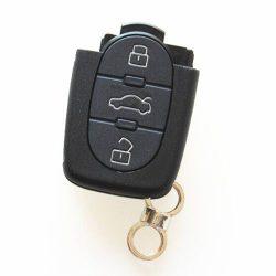 Audi : A2 / A4 - 3 gombos 433 mhz 8Z0 837 231 01c