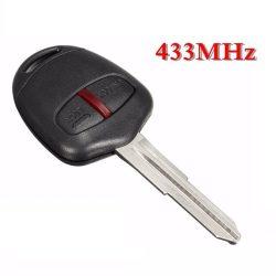 Mitsubishi : L200 - 2 gombos 433 mhz ID46 _ MIT8
