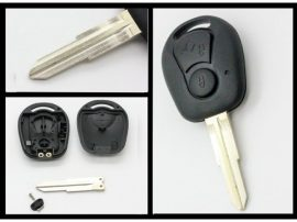 Ssangyong kulcsház 3 gombos