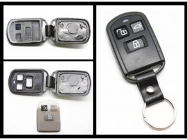 Hyundai Accent Sonata GS300 GS350 3 gombos távirányító ház